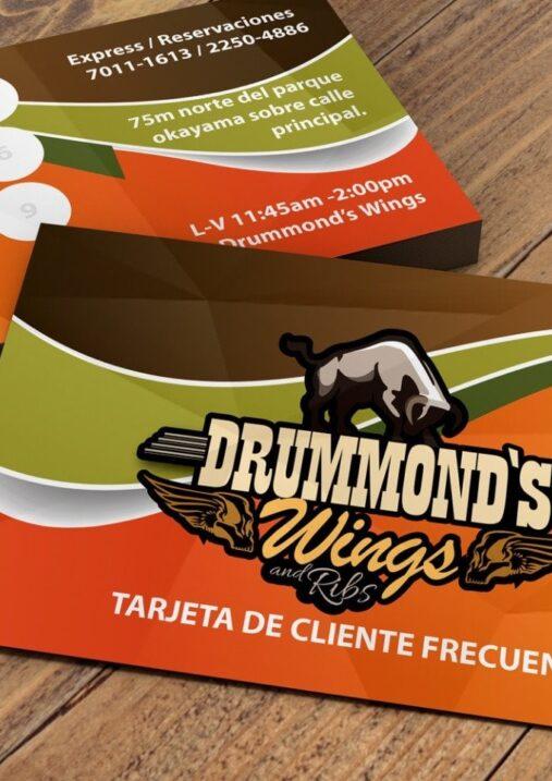 DRUMMONDS - 5