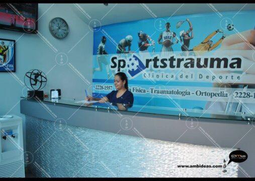SPORTS TRAUMA - 1